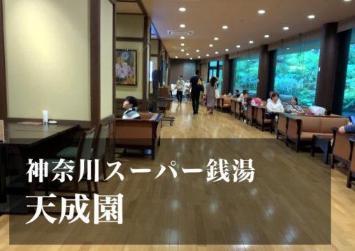 天成園 神奈川 スーパー銭湯 日帰り温泉